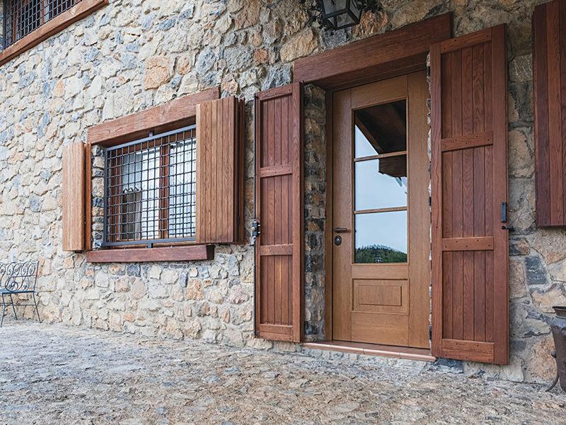 Porta Blindata Oikos Evolution FTF Serramenti